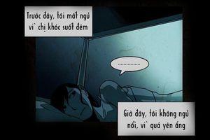 Bộ truyện tranh kinh dị khiến bạn trăn trở, đừng xem nếu muốn ngủ ngon