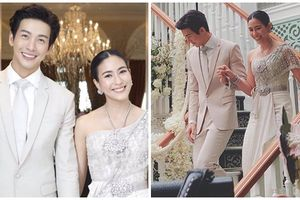 Những khoảng khắc ấn tượng trong lễ cưới của 'hoàng tử Thái Lan' - Push Puttichai
