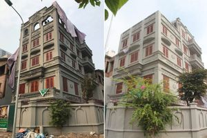 Chủ tịch phường than khó xử lý biệt thự sai phép của cựu Thiếu tướng Nguyễn Thanh Hóa