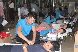 Năm 2019, toàn tỉnh vận động hiến 36 ngàn đơn vị máu