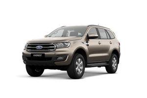 Ford Everest có giá thấp nhất 999 triệu đồng, Ford Ranger có giá thấp nhất 616 triệu đồng