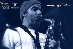 Nghệ sĩ saxophone nổi tiếng David Binney biểu diễn nhạc Jazz tại Việt Nam