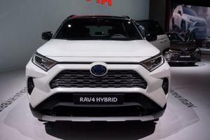 Tìm hiểu Toyota RAV4 Hybrid 2019