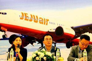 Hãng hàng không JEJU công bố chiến lược phát triển tại Việt Nam
