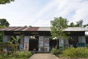 BASF xây mới hai phòng học cho Trường mẫu giáo Sông Ray, Đồng Nai