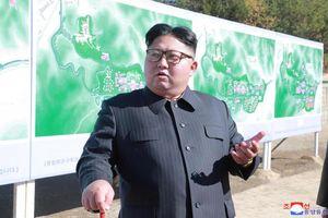 Ông Kim Jong Un khảo sát thử nghiệm vũ khí chiến lược công nghệ cao