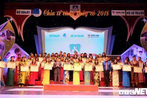 48 thầy cô dạy trẻ khuyết tật được tôn vinh