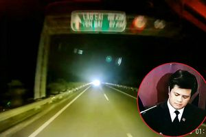 Kiến nghị tước bằng vĩnh viễn, xử lý hình sự tài xế chạy ngược chiều cao tốc Nội Bài - Lào Cai