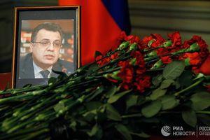 Sau gần 2 năm đại sứ Nga bị ám sát, Thổ Nhĩ Kỳ hoàn tất điều tra