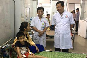 Hà Nội: Hơn 140 trẻ mầm non nhập viện, nghi do ngộ độc thực phẩm