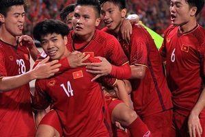 Công Phượng, Anh Đức tỏa sáng, ĐT Việt Nam chiến thắng Malaysia 2-0