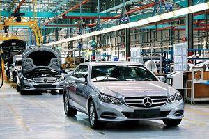 Ngành ô tô dự báo tăng trưởng khả quan