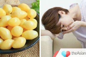 Ăn hạt bạch quả, một phụ nữ phải đi cấp cứu: Điều cần tránh khi ăn hạt bạch quả để tránh hại thân