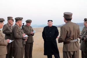 Triều Tiên thử thành công vũ khí chiến thuật mới