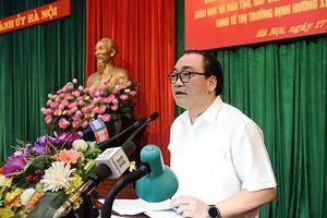 Bí thư Thành ủy Hà Nội: Phải xây dựng văn hóa học đường, môi trường giáo dục lành mạnh