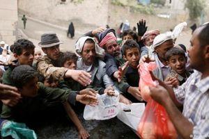 Liên hợp quốc hỗ trợ nhân đạo cho người Yemen