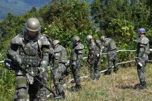 Binh sĩ Hàn Quốc ở khu biên giới Triều Tiên chết do trúng đạn