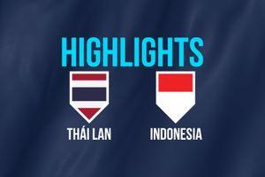 Highlights AFF Cup: ĐT Thái Lan 4-2 ĐT Indonesia