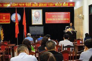 Thái Bình: Công đoàn NNPTNN tập huấn nghiệp vụ cho cán bộ CĐCS