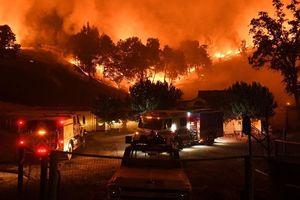 Thảm họa cháy rừng ở California: Thị trấn California hoang tàn như 'ngày tận thế'