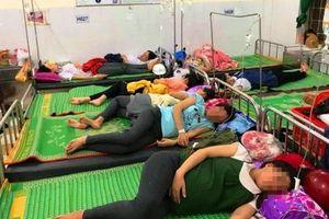 150 công nhân phải nhập viện sau khi ăn cá ngừ, rau muống
