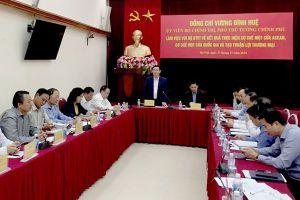 Phó Thủ tướng Vương Đình Huệ: Cắt giảm các thủ tục tránh 'cắt lấy được'