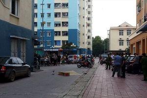 Thanh Hóa: Một người đàn ông tử vong sau khi rơi từ tầng cao chung cư