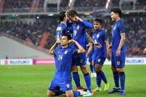 Đẳng cấp vượt trội, Thái Lan lội ngược dòng thắng đậm Indonesia