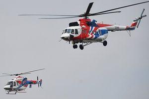 Trực thăng Ansat đánh bại UH-72A trong vai trò thay thế UH-1?