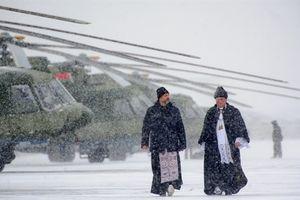 Nga hiện thực hóa học thuyết quân sự Putin