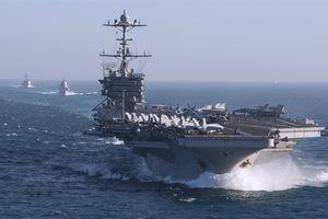 Thông điệp của Syria khi USS Harry S.Truman vào Địa Trung Hải