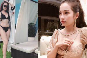 Vẻ nóng bỏng, sang chảnh của người yêu mới Dương Khắc Linh sau chia tay Trang Pháp