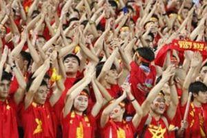 CĐV Việt Nam chỉ được phân phối hơn 2.000 vé trận gặp Myanmar