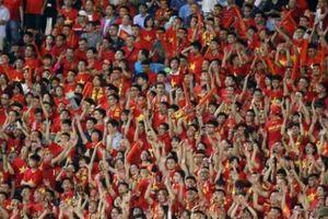 Đông Nam Á 'phát ghen' với màn hát Quốc ca đầy cảm xúc của CĐV Việt Nam