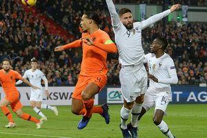 Hà Lan quật ngã nhà vô địch World Cup, 'xe tăng' Đức rớt hạng Nations League