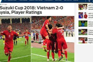 Truyền thông quốc tế chỉ ra lý do Việt Nam thắng Malaysia