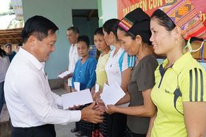 SAMCO xây nhà tình thương cho người nghèo tại Nghệ An