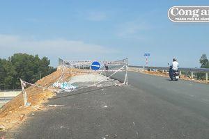 'Điểm đen' tai nạn trên cầu Bà Ngôn