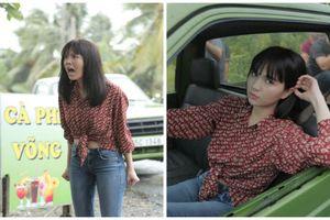 Ngọc Trinh đóng phim Tết 2019 'Vu quy đại náo', NSX mạo hiểm?