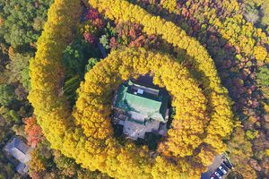 Ghé thăm cung điện lãng mạn nhất Trung Quốc, đẹp hơn cả Tử Cấm Thành