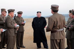 Triều Tiên tuyên bố thử thành công vũ khí 'chiến thuật công nghệ cao'