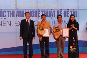 Cảm nhận cuộc sống nơi biển, đảo Việt Nam tại Hà Nội