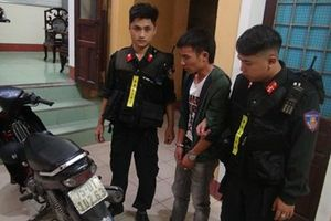Huế: Bắt giữ 9x tàng trữ trái phép ma túy