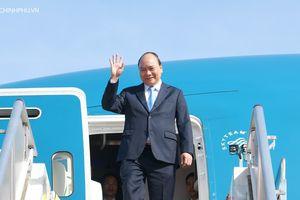 Thủ tướng Nguyễn Xuân Phúc tham dự Hội nghị APEC