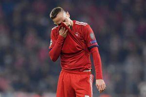Ribery bị tước giải thưởng uy tín vì vụ tát nhà báo