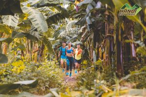 Hà Nội tổ chức giải 'chạy trail' với đường đua độc đáo