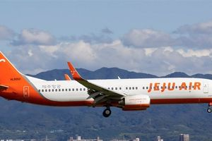 Jeju air mở đường bay mới Đà Nẵng- Deagu
