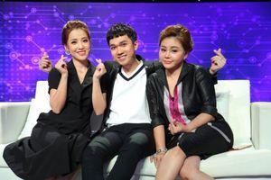 Việt Hương, Lê Giang 'quảng cáo' bất chấp mỹ phẩm trong Tần Số Tình Yêu