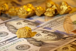 Giá vàng hôm nay 17/11: Đồng USD rơi tự do, giá vàng tăng dựng ngược