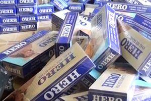 Gỡ vướng khi thực hiện tiêu hủy thuốc lá ngoại nhập lậu bị tịch thu